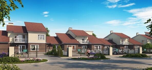 Строительство малоэтажного жилья в рамках проекта «Букатин луг»